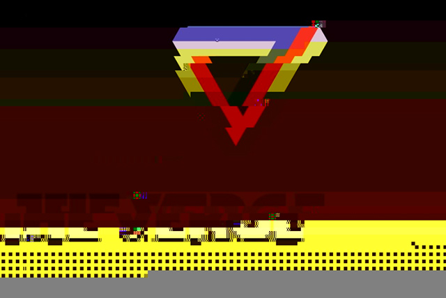 Verge Glitch Art