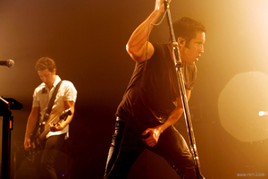 Trent Reznor (Flickr)