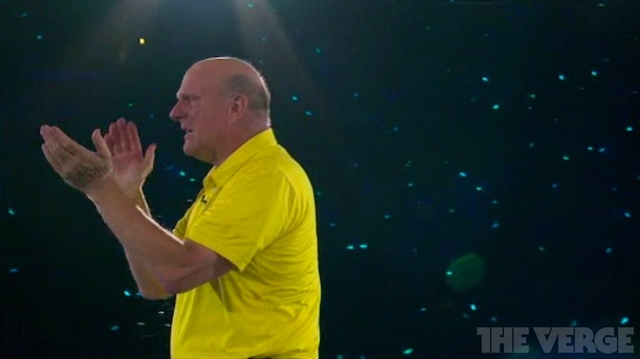 Exclusive video: Steve Ballmer's intense, tearful goodbye to Microsoft