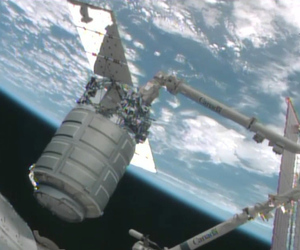 orbital sciences cygnus (NASA)