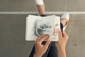 fiftythree moleskine book
