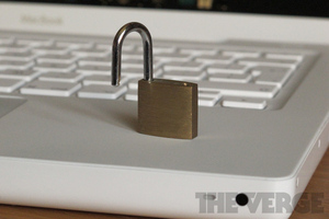 Padlock Macbook