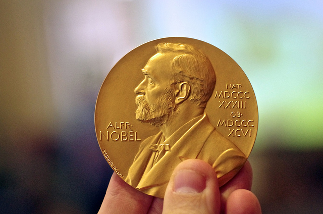 nobel prize (flickr)