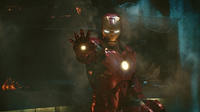Iron Man Suit (source: Paramount Pictures)