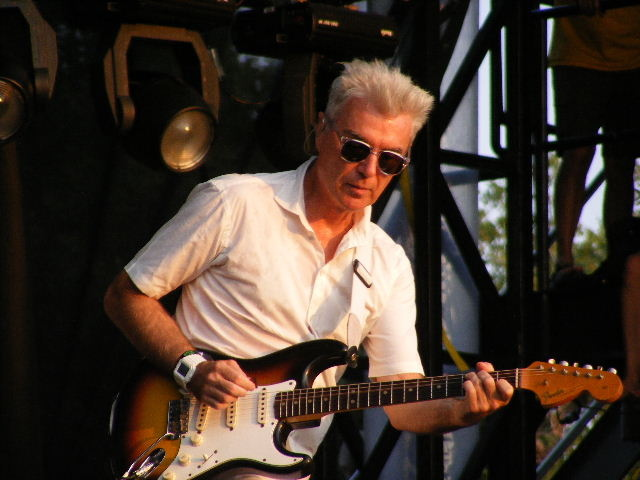 David Byrne (Flickr)