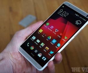 Bild zu «HTC One max mit Fingerabdrucksensor»