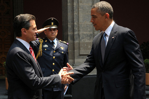 Obama mexico spying FLICKR Peña Nieto