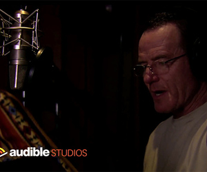 bryan cranston audible