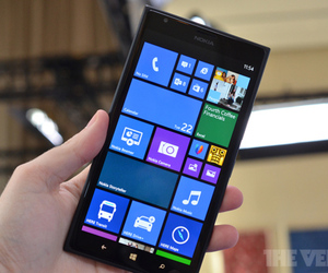 Gallery Photo: Nokia Lumia 1520 hands-on photos