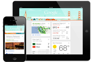 Google Now iOS Press Image