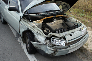 Car accident (Shutterstock)
