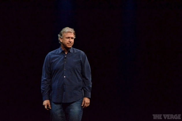 Phil Schiller in Samsung