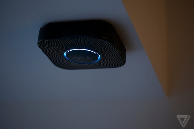 Nest app adds Protect smoke
