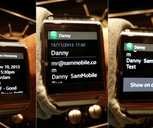 Galaxy Gear notifications sammobile