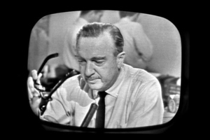 Walter Cronkite CBS JFK Assassination