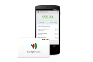 Google Wallet Card promo