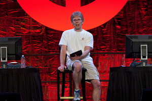 John Carmack (Credit: Quakecon_Flickr)