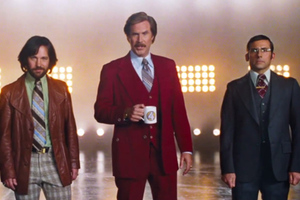 Anchorman 2 (trailer cap