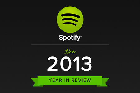 Spotify year in review