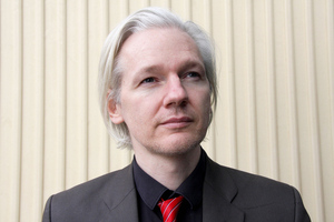 Julian Assange flickr espenmoe cc