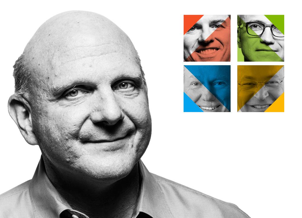 Bild zu «Top CEO Kandidaten für Microsoft»