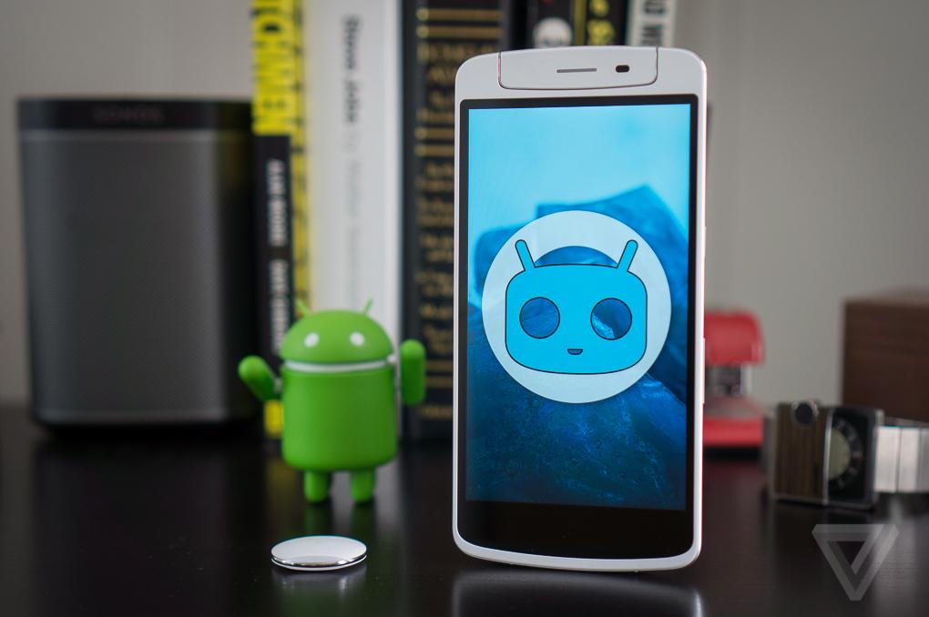oppo n1 review: cyanogenmod