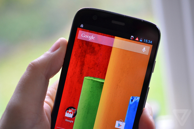 Moto G for Verizon coming to