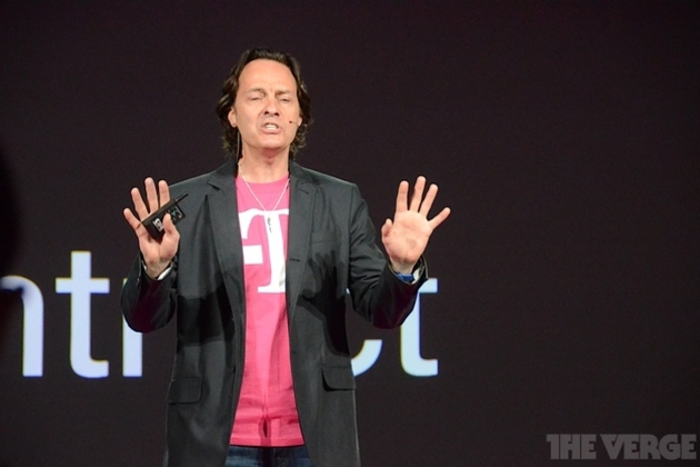 T-Mobile CEO calls new AT&T