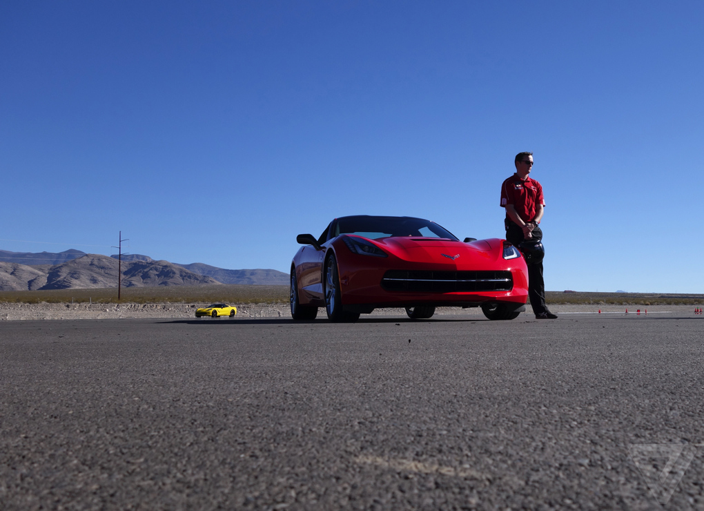 Corvette's Performance Data Recorder turns your drive into ...