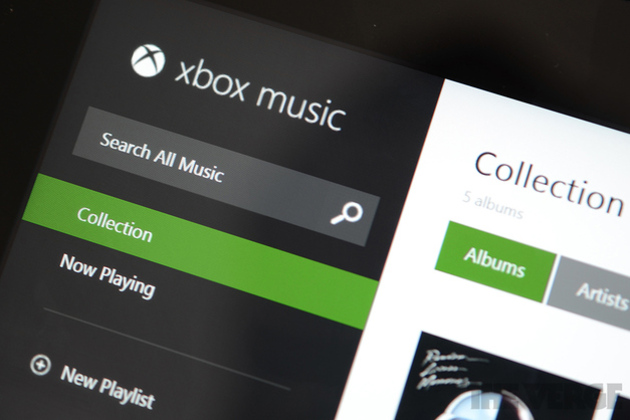 Xbox Music for Android updated