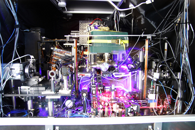 New atomic clock could keep
