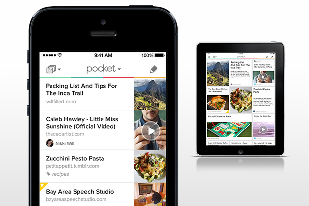 Pocket adds AirPlay support