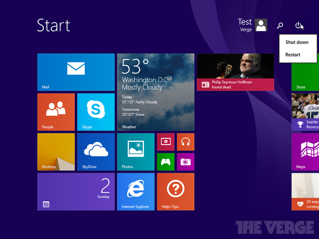 Gallery Photo: Windows 8.1 Update 1 screenshots