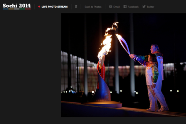 See the best Sochi Olympics