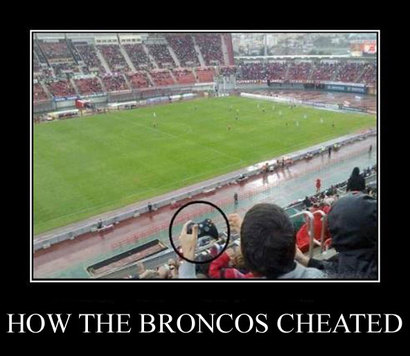 Broncos-cheat