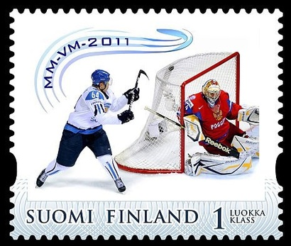 Wild Prospect Mikael Granlund Has His Own Postage Stamp In Finland