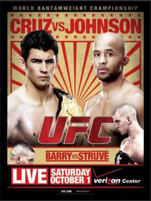 UFC on Versus 6 Predictions NewUFCposter