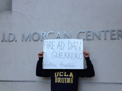 Fire_dan_guerrero_sign_at_morgan_center_12_15_20