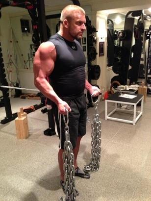 Triple H 2013