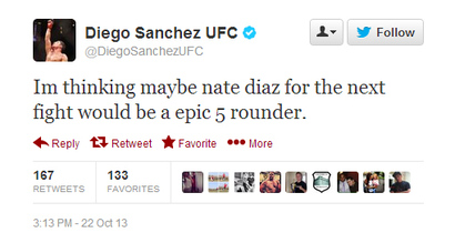 Diego-sanchez-tweet