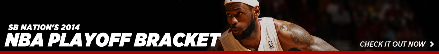 SB Nation 2014 NBA Playoff Bracket