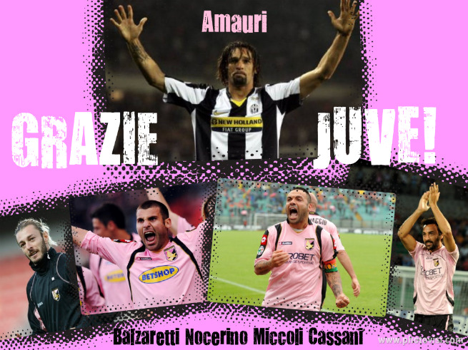 Palermo Juve Offside
