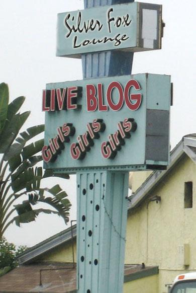 Live Blog Logo