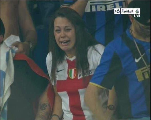 cry interista