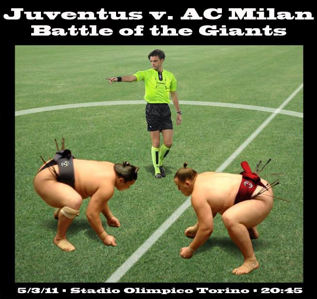 Juve Milan Giants