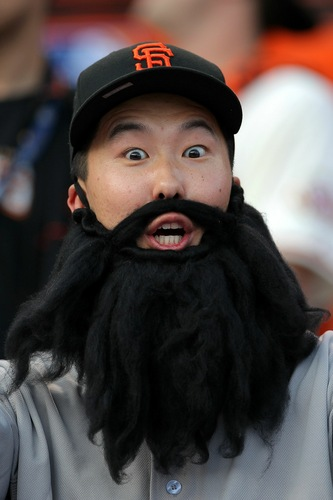 Vogelsong Beard