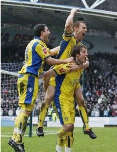 Becchio Huddersfield 1