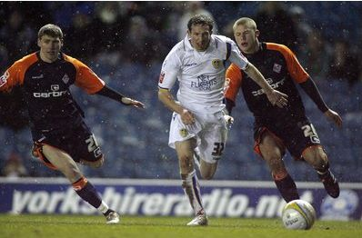 Leeds born White can offer Taylor protection on the left wing.