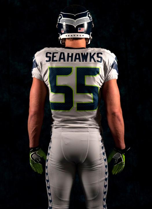 Seahawks Offseason 2012: New Nike Uniforms For 2012 ...