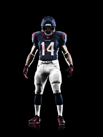 The new NFL jerseys will be